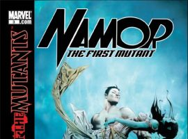NAMOR: THE FIRST MUTANT #3 cover by Jae Lee
