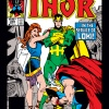 Thor #359 cover by Walter Simonson