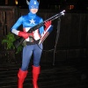 Marvel Costuming: Female Captain America