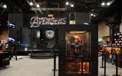 New York Comic Con 2011: Marvel booth