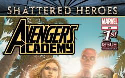 Avengers Academy (2010) #21