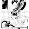 Venom (2011) #16 inked preview art by Lan Medina