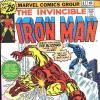 Iron Man (1968) #87 cover