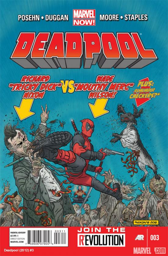 Deadpool #3