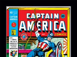 Captain America Comics (1941) #14 Cover