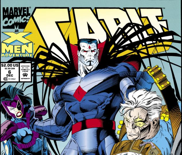 Cable (1993) #6 Cover