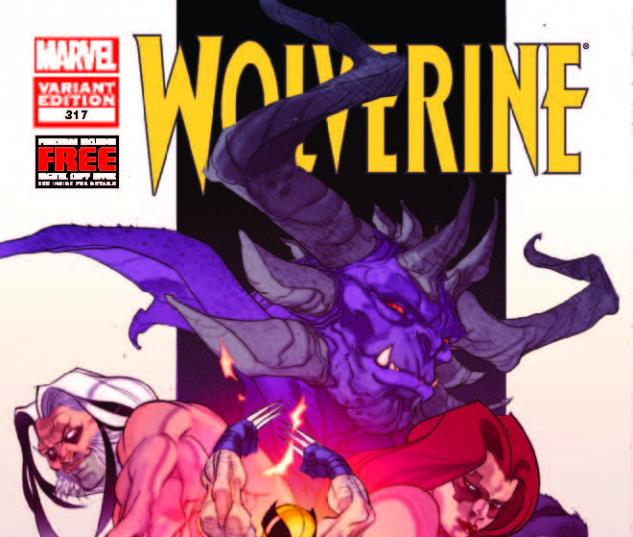 WOLVERINE 317 FERRY FINAL VARIANT