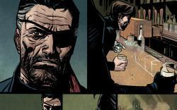 Sneak Peek: Winter Soldier #15