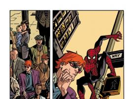 Daredevil (2011) #22 preview art by Chris Samnee