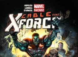 CABLE AND X-FORCE 3 2ND PRINTING VARIANT