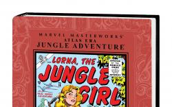 MARVEL MASTERWORKS: ATLAS ERA JUNGLE ADVENTURE VOL. 3 HC