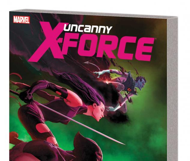 UNCANNY X-FORCE VOL. 6: FINAL EXECUTION BOOK 1 TPB