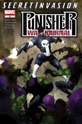 Punisher War Journal #25 