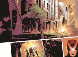 Uncanny X-Men (2013) #4 art by Chris Bachalo