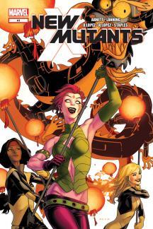 New Mutants #41