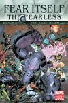 Fear Itself: The Fearless (2011) #11 Cover