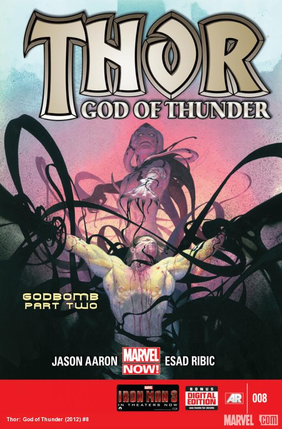 THOR: GOD OF THUNDER 8 (NOW, WITH DIGITAL CODE)