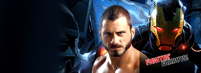 Fightin' Fanboys: Austin Aries