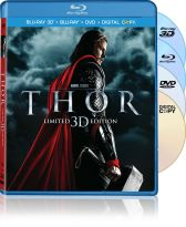 Thor on Blu-ray 3D
