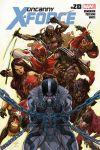 Uncanny X-Force (2010) #20