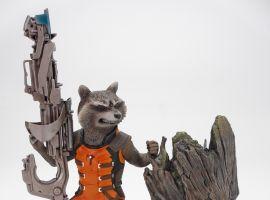 Rocket Raccoon ARTFX+ Statue