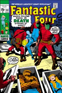Fantastic Four (1961) #101