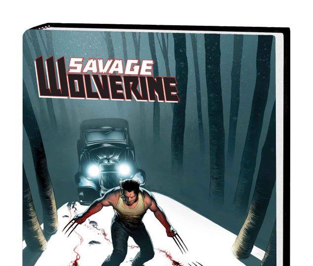 SAVAGE WOLVERINE VOL. 3: WRATH PREMIERE HC (MARVEL NOW, WITH DIGITAL CODE)