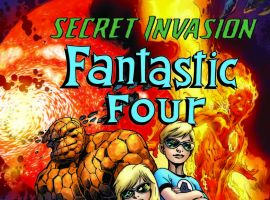 Secret Invasion: Fantastic Four #3