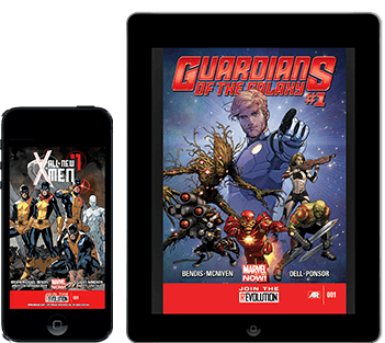 Explore marvel unlimited online or on the go