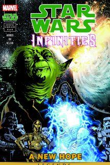 Star Wars Infinities: A New Hope #4