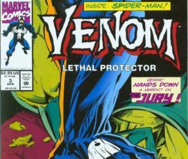 VENOM: LETHAL PROTECTOR #3