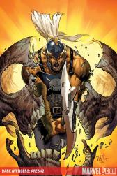 Dark Avengers: Ares #2 