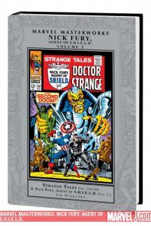 Marvel Masterworks: Nick Fury, Agent of S.H.I.E.L.D. Vol. 2 (Hardcover)