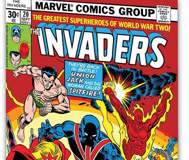 INVADERS CLASSIC VOL. 2 #0