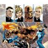 FANTASTIC FOUR #554 SECOND PRINTING VARIANT