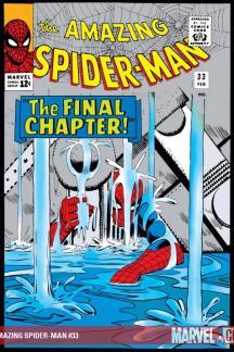 Amazing Spider-Man (1963) #33