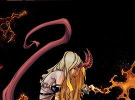 New X-Men #41 Cover