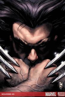 Wolverine (2003) #55