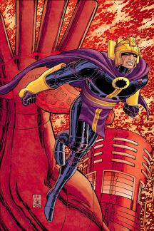 Eternals (2006) #5 (John Romita Jr. Variant)
