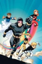 X-Men and Power Pack #4 