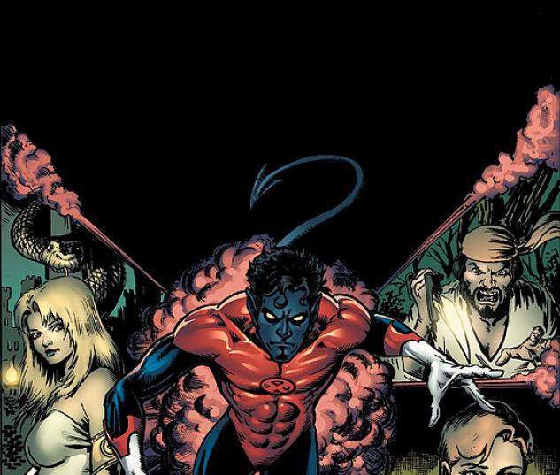 NIGHTCRAWLER (2007) #12 COVER