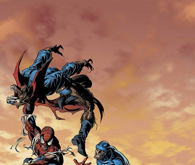 SPIDER-MAN: BREAKOUT (2007) #1 COVER