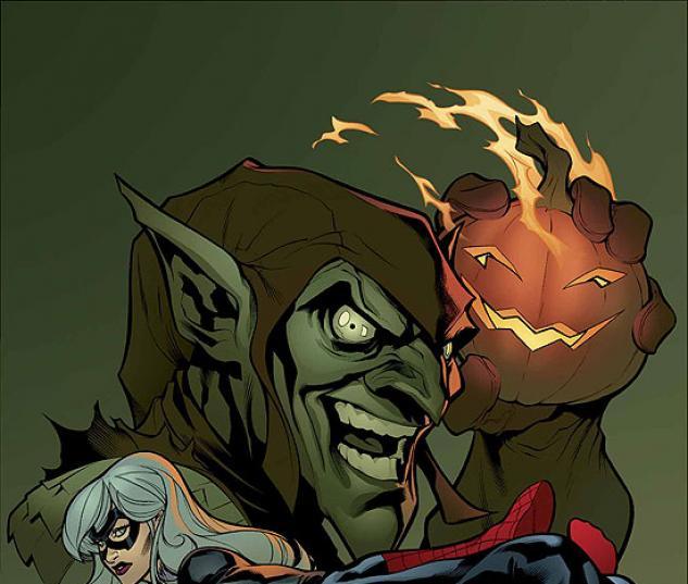 MARVEL KNIGHTS SPIDER-MAN (2005) #10 COVER