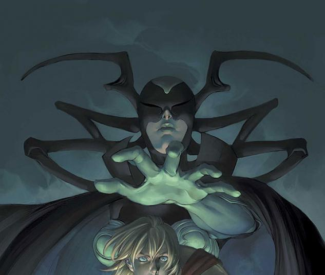 THOR: SON OF ASGARD (2005) #11 COVER