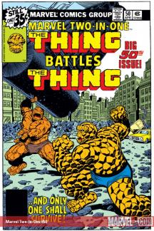 Marvel Two-in-One #50