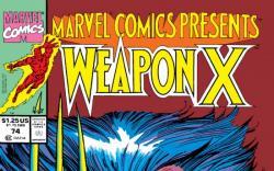 Marvel Comics Presents #74