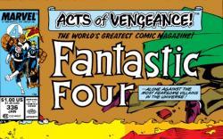 FANTASTIC FOUR #336
