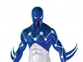 ''Spider-Man: Shattered Dimensions'' Cosmic Spider-Man - 2099 version