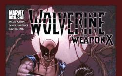 Wolverine Weapon X #16 cover by Ron Garney