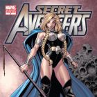 Secret Avengers #4 variant cover by Art Adams